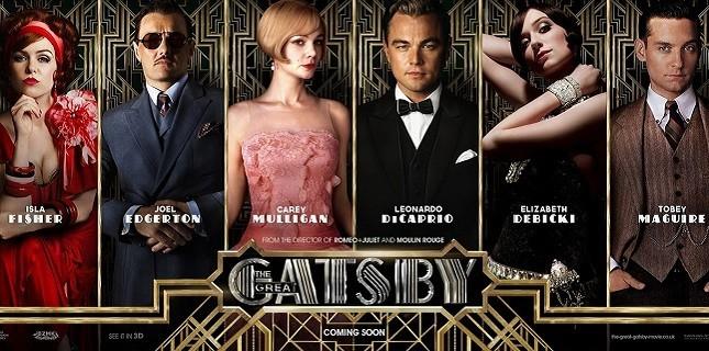 Muhteşem Gatsby Filminden Türkçe Fragman