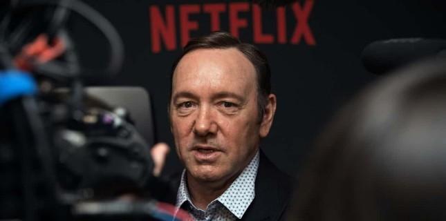 Netflix, Kevin Spacey'le Olan Bağlarını Kesti