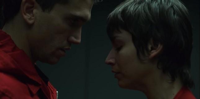 Netflix'ten Şaşırtan La Casa De Papel Videosu