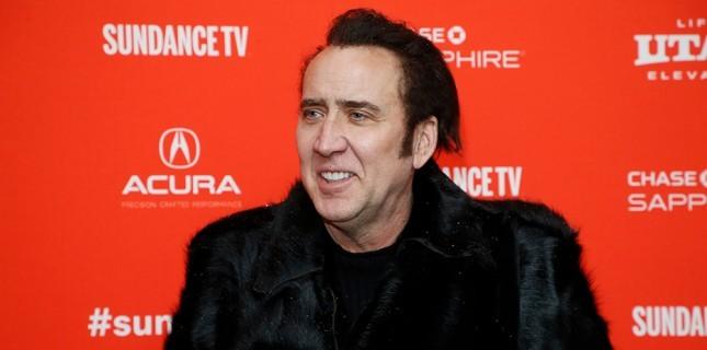 Nicolas Cage Korku Filmi 'Color Out of Space'in Başrolünde!