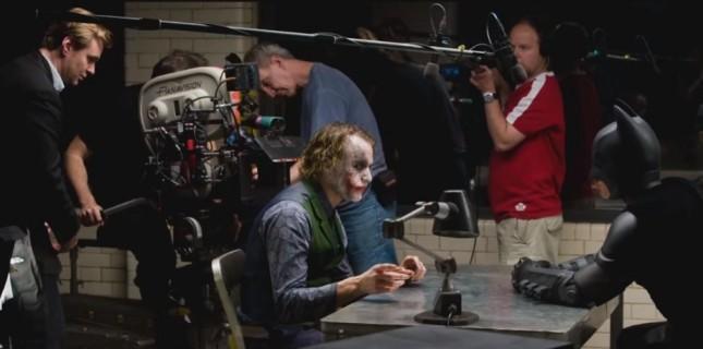 Nolan: Heath Ledger'ın 'Joker' gibi korkutucu bir yanı vardı