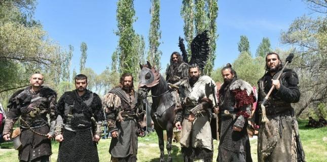 Osmanlı'nın Cesur Savaşçıları 'Deliler'den İlk Görüntüler Paylaşıldı