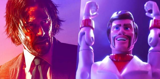 Oyuncak Hikayesi 4'ten Keanu Reeves'li Seslendirme Videosu