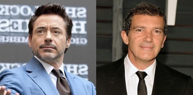 Robert Downey Jr ve Antonio Banderas 'Doctor Dolittle'da buluşuyor