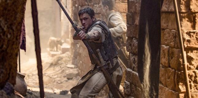 Robin Hood'dan ilk görseller yayınlandı