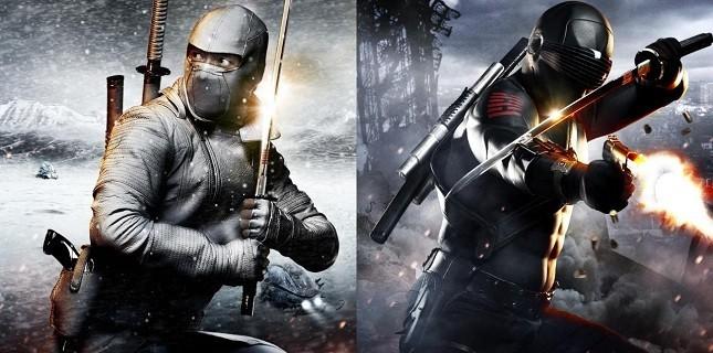 Snake Eyes ile Storm Shadow'un Dövüş Sahnesi Karşınızda!