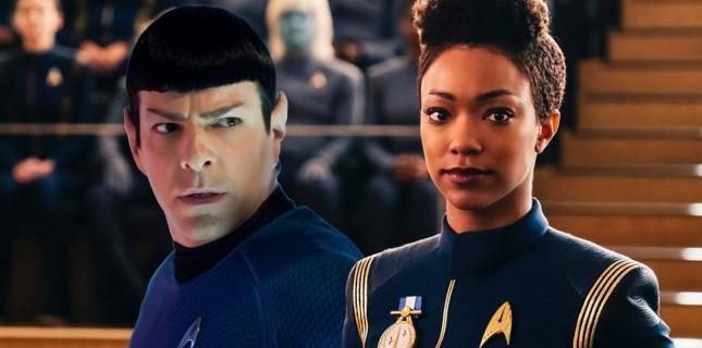 Star Trek: Discovery'nin çekimleri başlıyor, Spock dönüyor