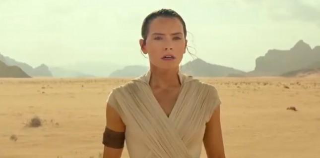 Star Wars: The Rise of Skywalker'a Ait Yeni Bir Afiş Yayınlandı