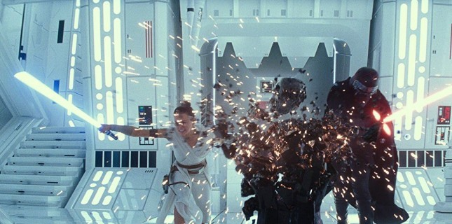 Star Wars: The Rise of Skywalker'dan Bir Fragman Daha!