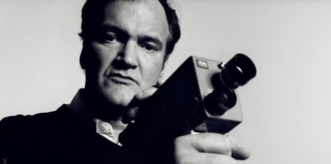 Tarantino Tüm Filmi Çöpe Attı