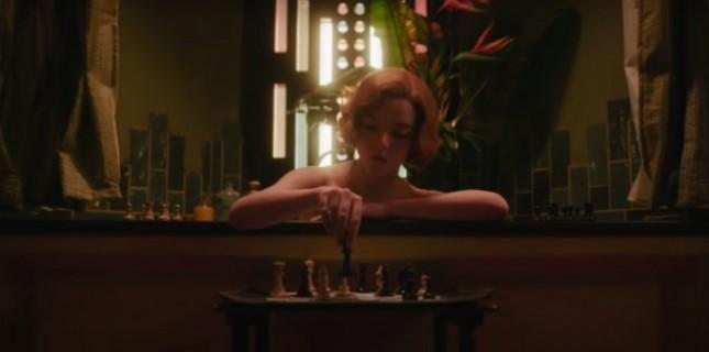 The Queen's Gambit Fragmanı Yayınlandı