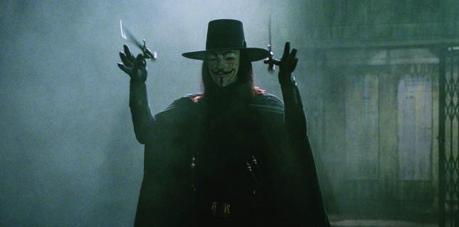 V for Vendetta'nın Dizi Projesi Yolda!