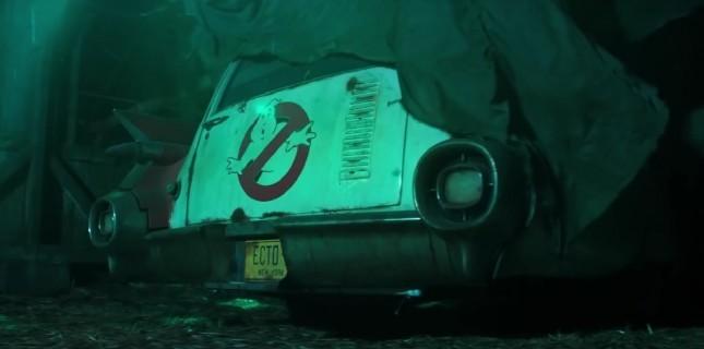 2020'de Vizyona Girmesi Beklenen Ghostbusters'tan İlk Afiş!