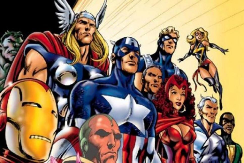Yenilmezler (The Avengers) 4 Mayıs'ta Geliyor!