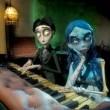 Tim Burton'dan Ölü Gelin Resimleri