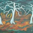 Drzewa Resimleri