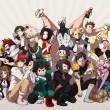 Boku no Hero Academia Resimleri