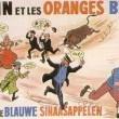 Tintin Et Les Oranges Bleues Resimleri